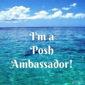 I'm now a posh ambassador!!!